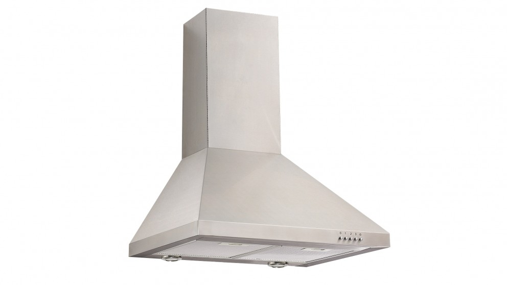 Omega 600mm Canopy Rangehood