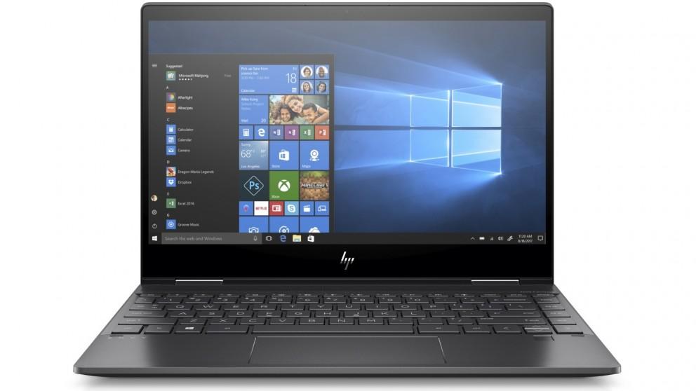 HP Envy x360 13.3-inch Ryzen 3/8GB/256GB SSD 2 in 1 Device - Black