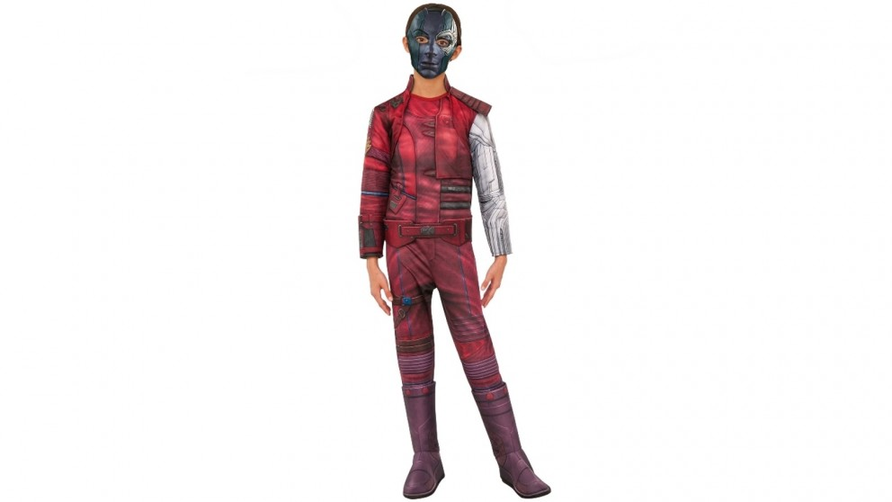 Nebula Deluxe Avengers 4 Child Costume