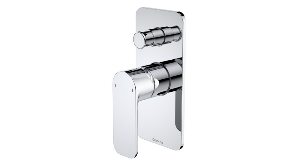 Caroma Luna Bath/Shower Mixer with Diverter - Chrome