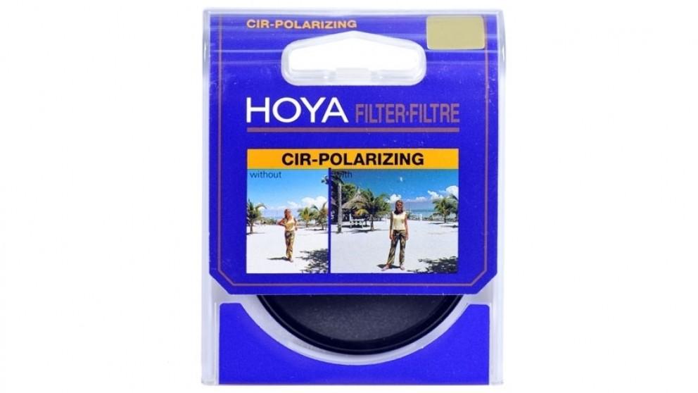 Hoya Circular Polarizing Camera Lens Filter - 62mm