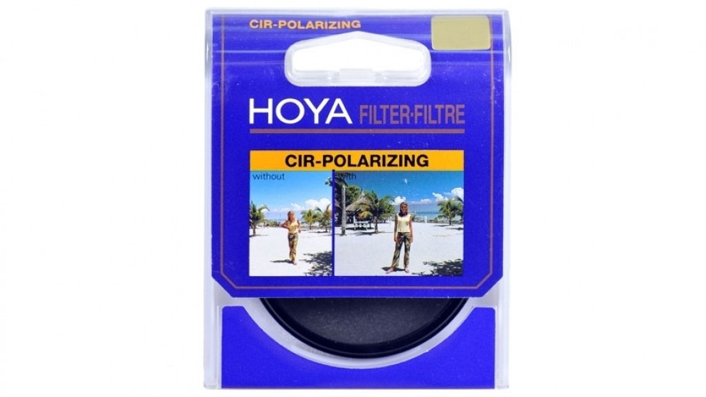 Hoya Circular Polarizing Camera Lens Filter