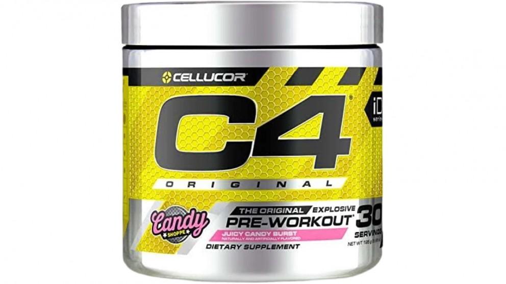 Cellucor C4 ID Original Juicy Candy Burst - 30 Servings