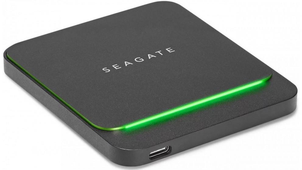 Seagate 500GB BarraCuda Fast Portable SSD