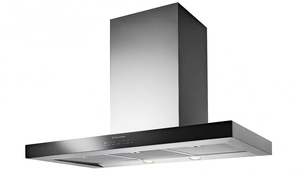 Electrolux 900mm Stainless Canopy Rangehood