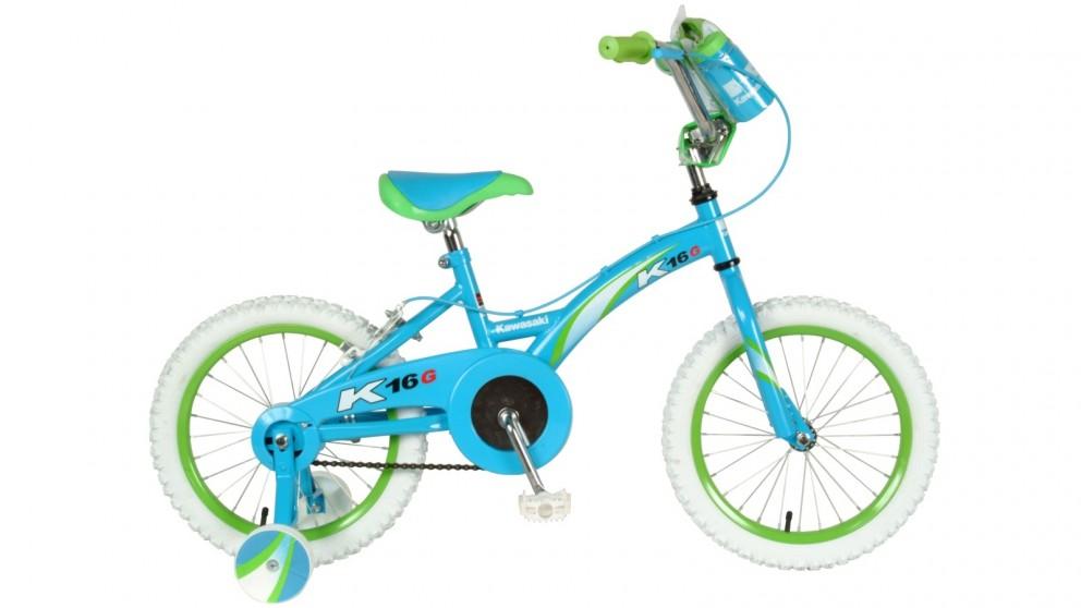 """Kawasaki K16G 16"""" Kids Bicycle"""