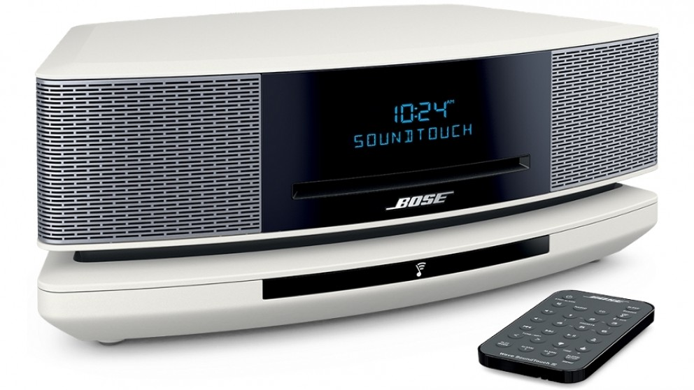 Bose Wave SoundTouch IV Wireless Multiroom System - White