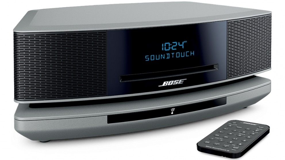 Bose Wave SoundTouch IV Wireless Multiroom System - Silver