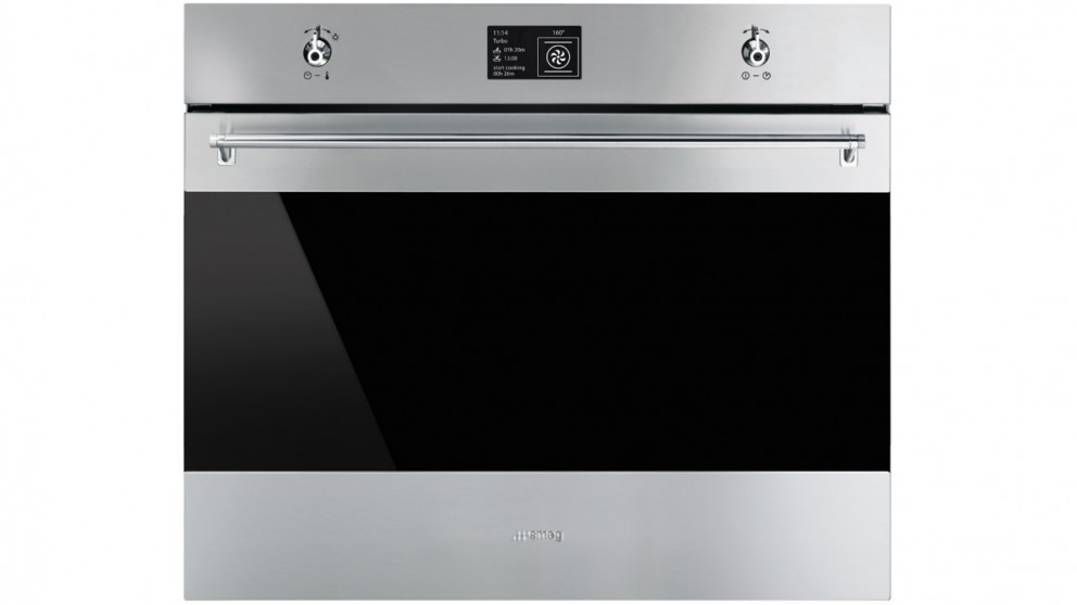 Smeg 700mm Classic Thermoseal Pyrolytic Oven