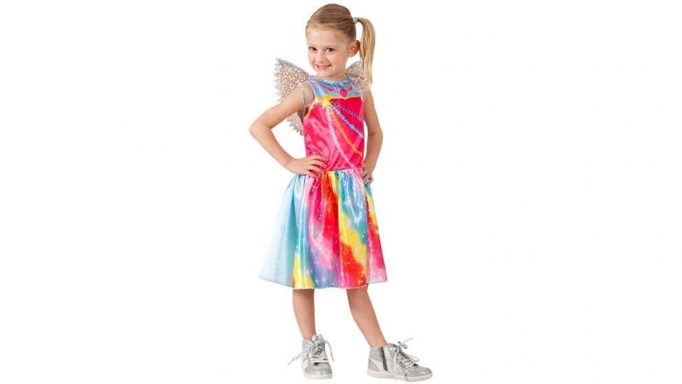 Barbie Fairy Child Costume - Size 4-6 Years