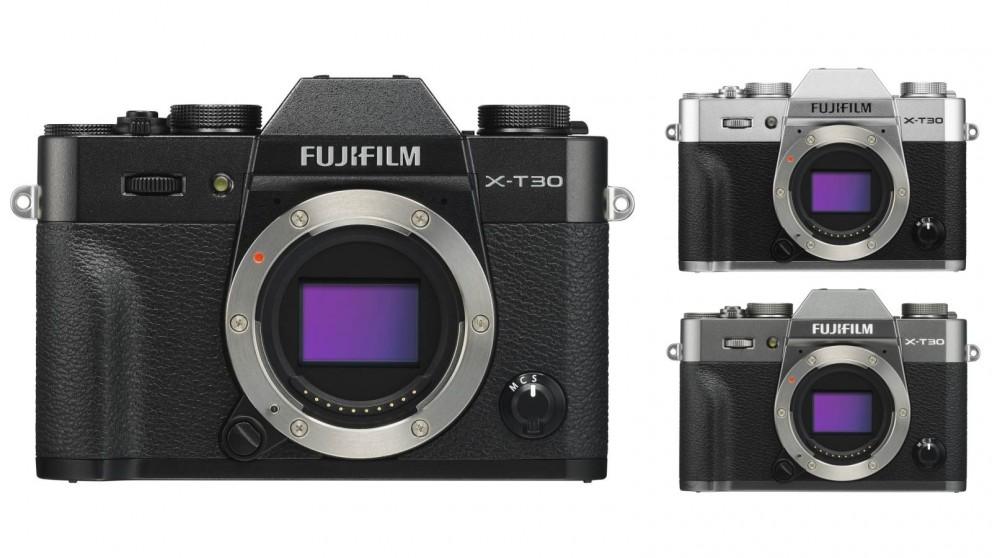 Fujifilm X-T30 Mirrorless Camera Body Only
