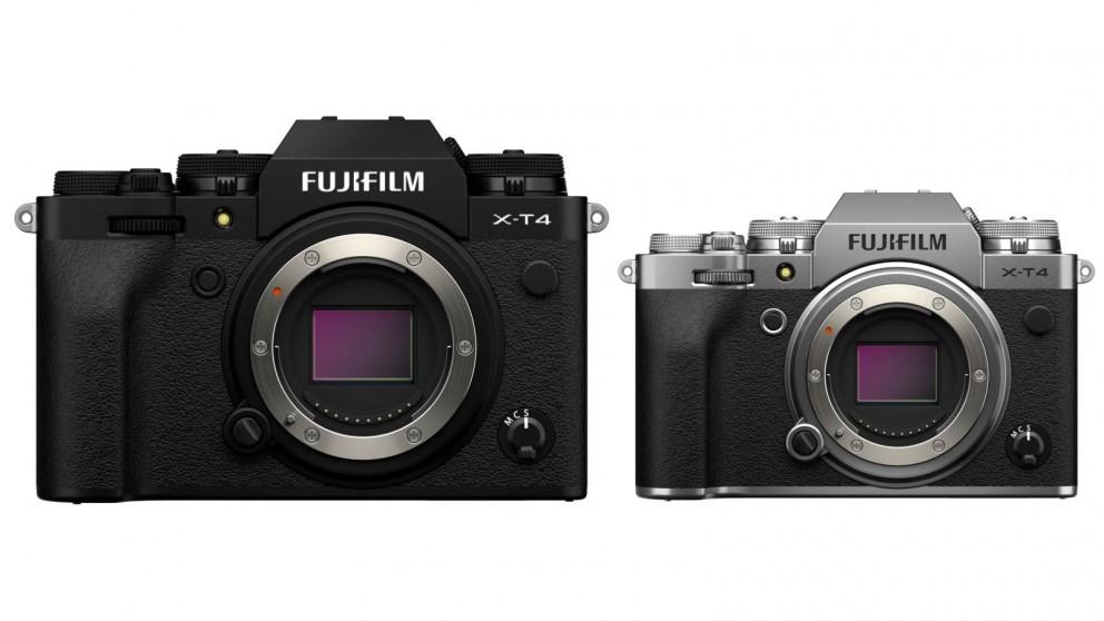 Fujifilm X-T4 Mirrorless Camera Body Only