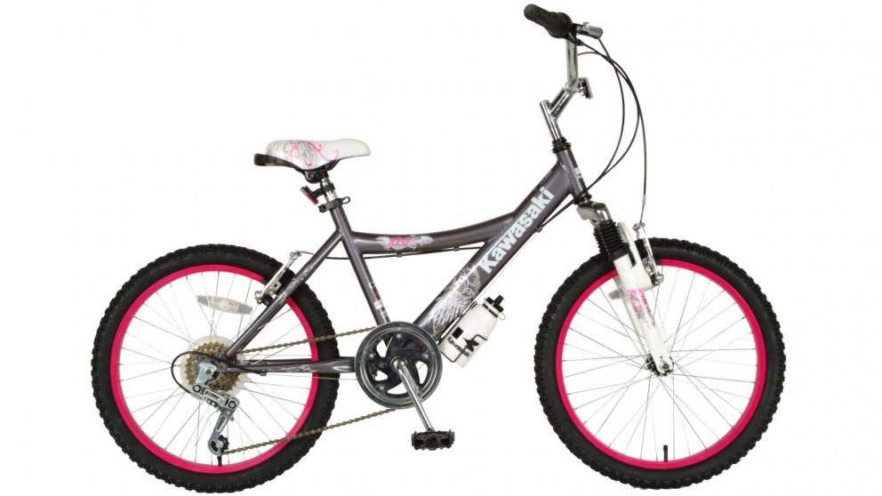 "Kawasaki K20G 20"" Kids Mountain Bike Bicycle"