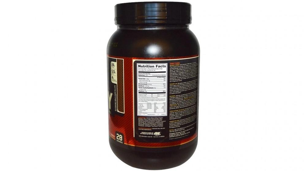 Optimum Nutrition Gold Standard 100% Whey Vanilla IceCream - 909g