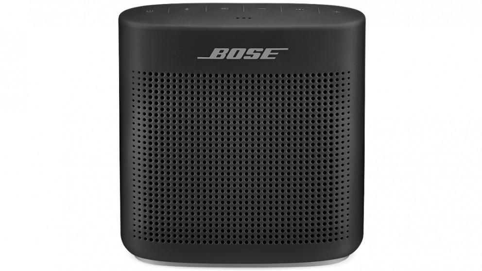 Bose SoundLink II Colour Bluetooth Speaker - Black