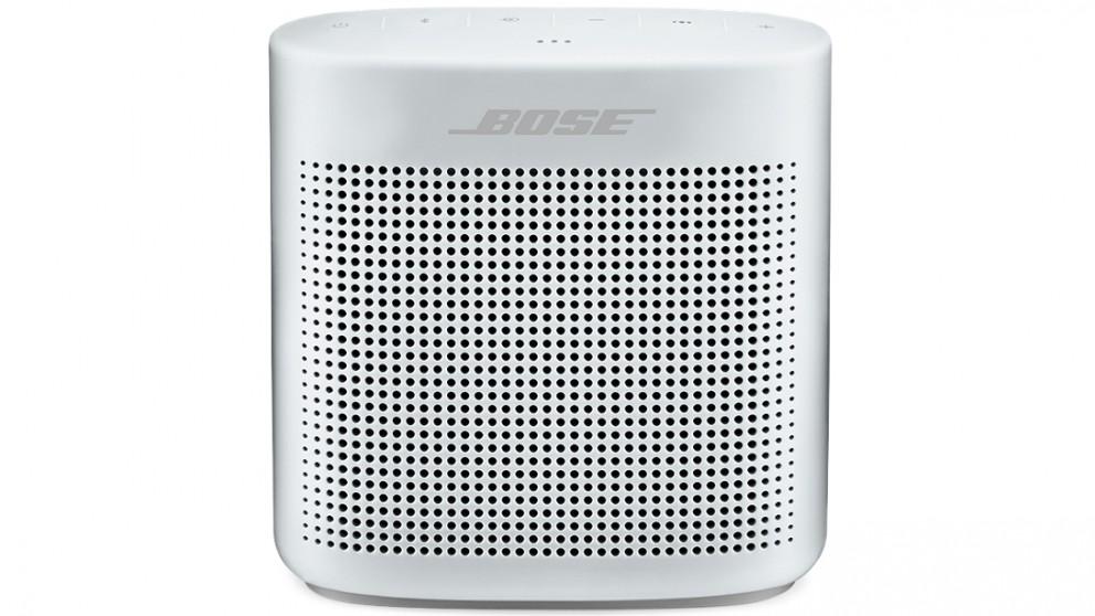 Bose SoundLink II Colour Bluetooth Speaker - White