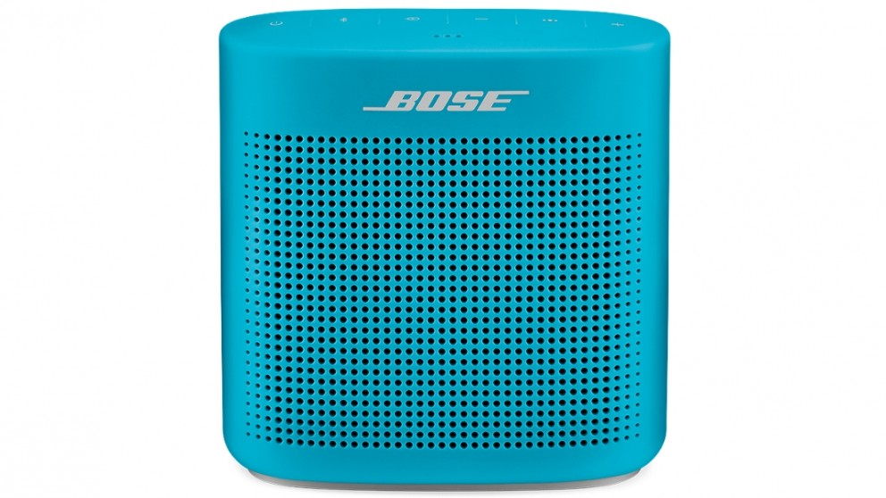 Bose SoundLink II Colour Bluetooth Speaker - Blue