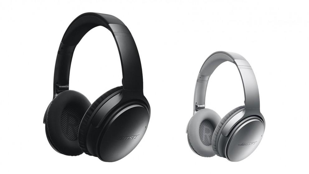 Bose QuietComfort 35 Wireless Over-Ear Headphones