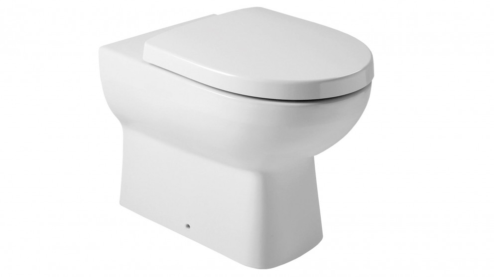 Kohler Panache Wall Faced Toilet with Oval Face Plate - STR
