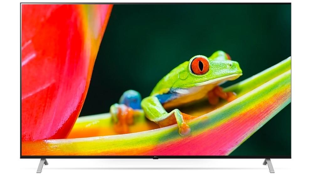 LG 75-inch Nano85 4K NanoCell AI ThinQ Smart TV
