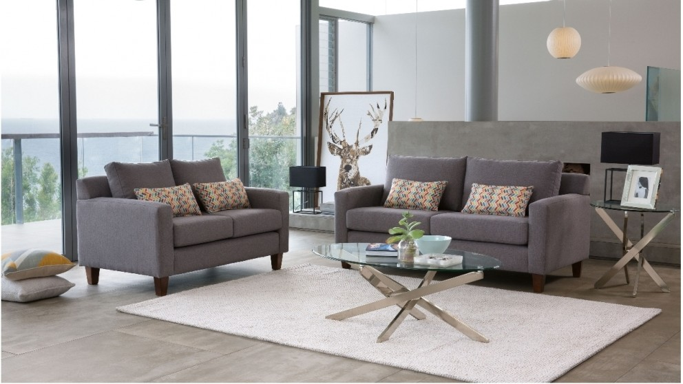Strata 2.5 Seater Fabric Sofa