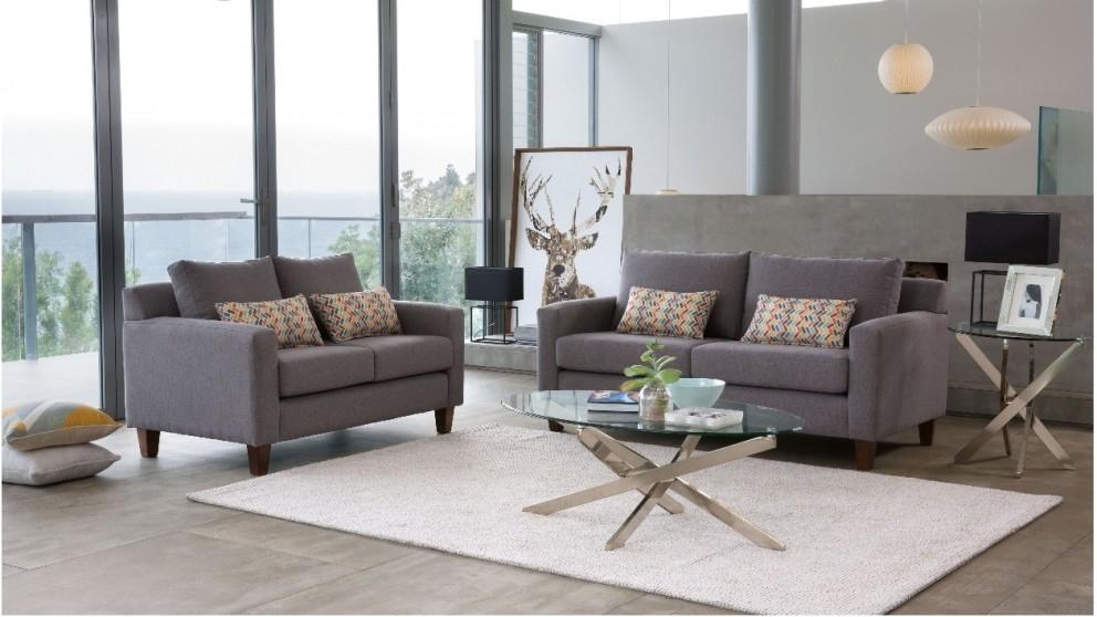 Strata 2.5 Seater Fabric Sofa