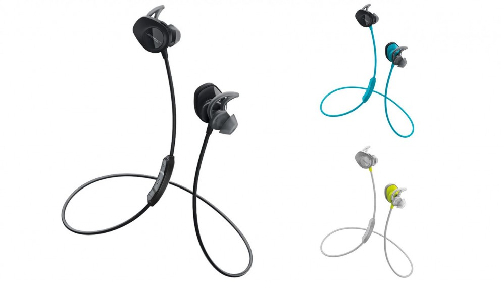 3378f9b3218 Buy Bose SoundSport Wireless In-Ear Headphones | Harvey Norman AU