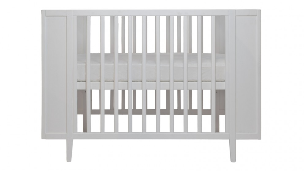Incy Maxwell Cot - White