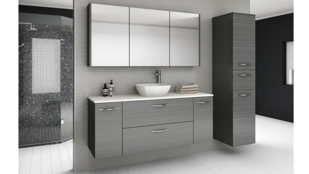 Buy timberline denver 120cm shave cabinet harvey norman au for Bathroom cabinets harvey norman