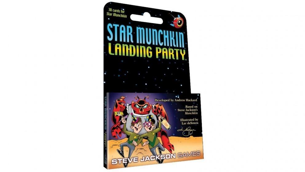 Star Munchkin - Landing Party