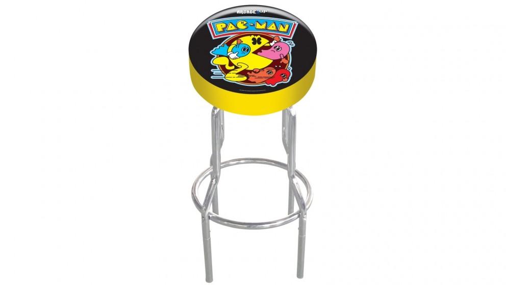 Arcade1Up Pac-Man Arcade Cabinet Adjustable Stool