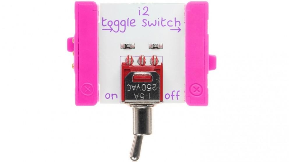 littleBits Toggle Switch