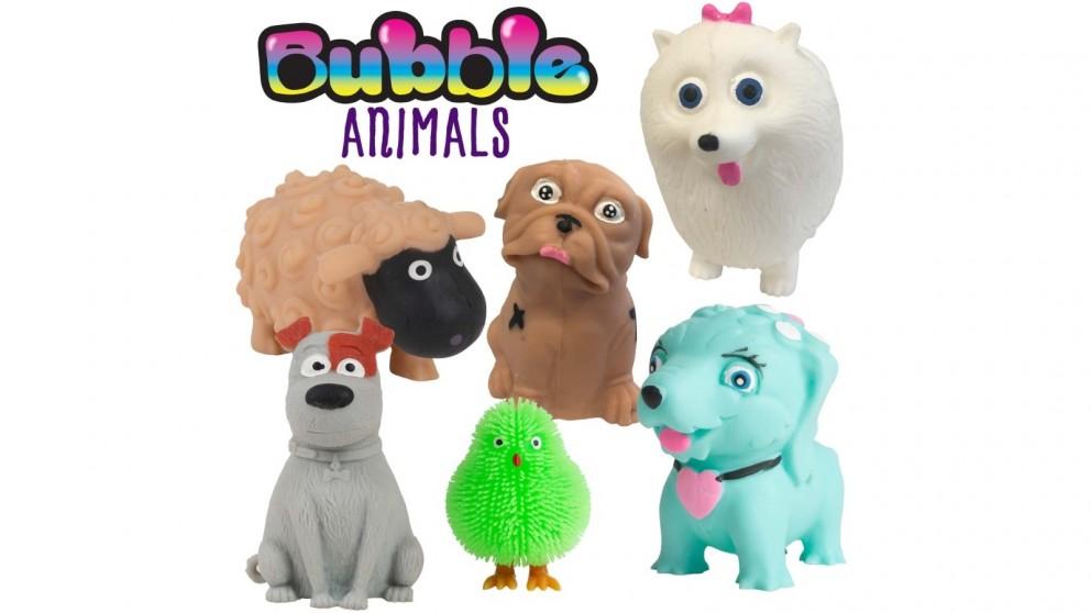 Farm Bubble Creatures Showbag