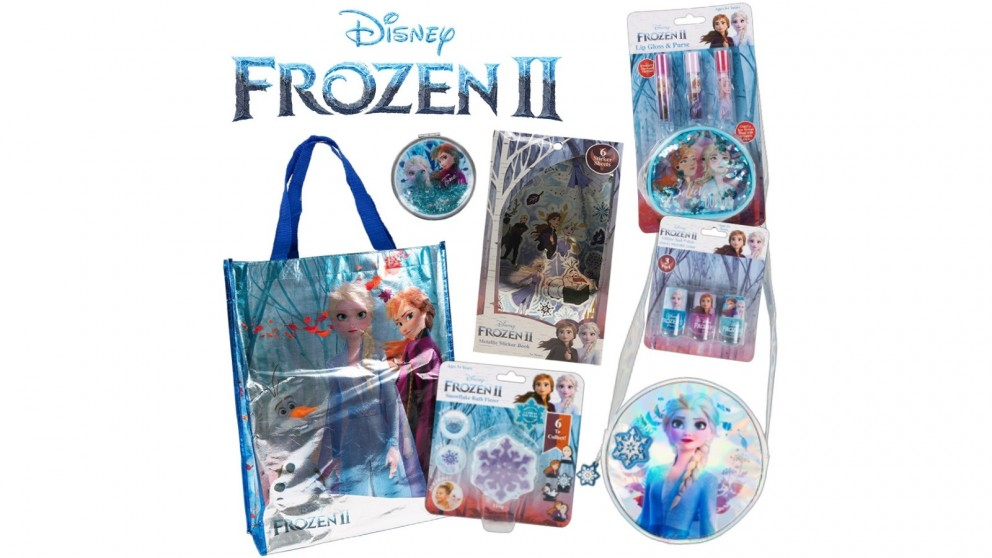 Frozen 2 Showbag - Elsa and Anna