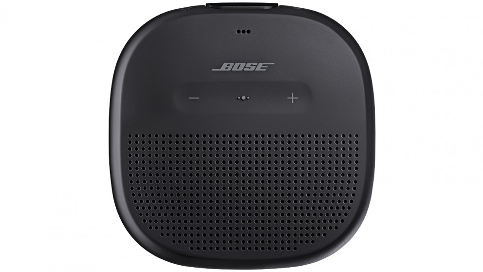 Bose Soundlink Micro Portable Bluetooth Speaker - Black