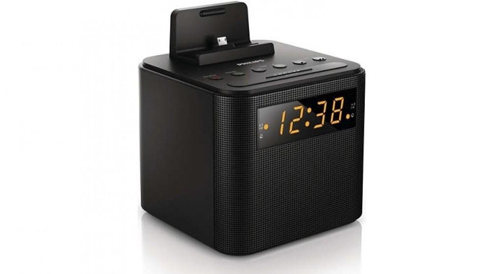 Buy Philips AJ3200 Dual Alarm FM Radio and Charging Dock ...