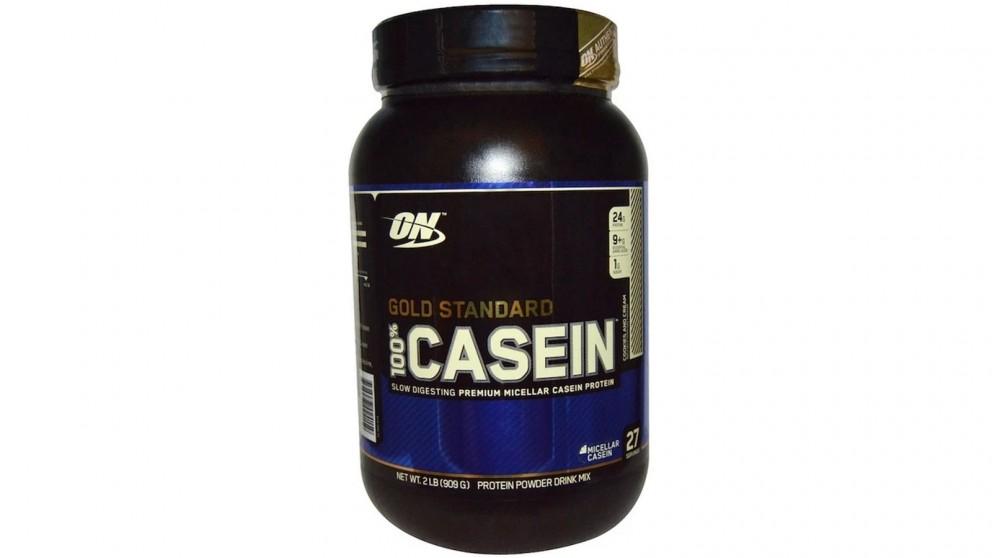 Optimum Nutrition Gold Standard 100% Casein Cookies and Cream 909g