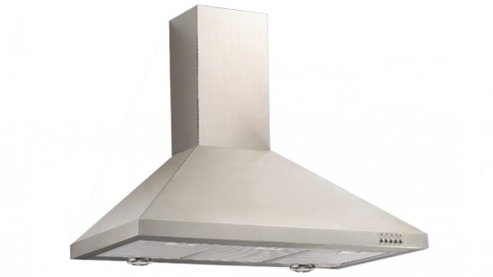 Omega 900mm Canopy Rangehood
