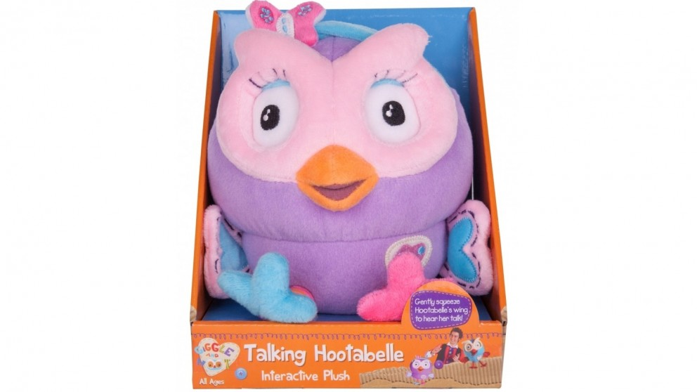 Giggle and Hoot Talking - Hootabelle
