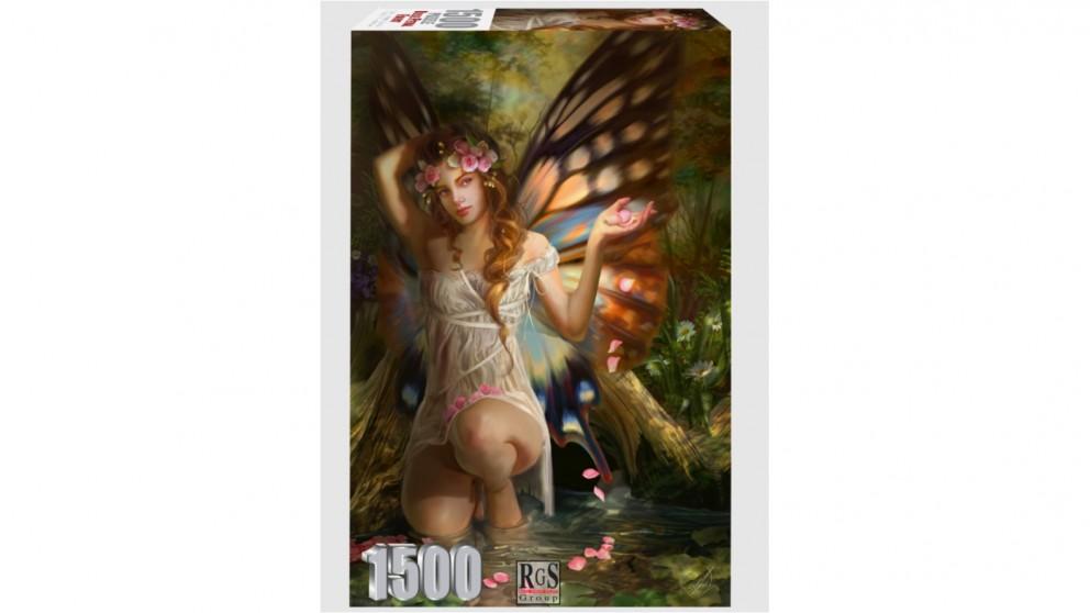 RGS Group Rose Petal Fairy 1500 Piece Jigsaw Puzzle