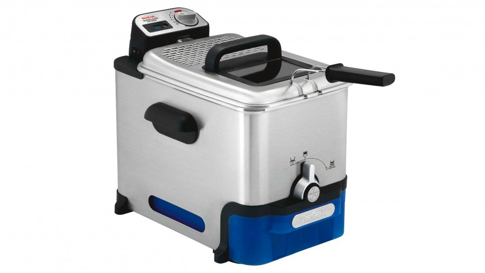 Tefal Oleoclean Deep Fryer with Digital Timer