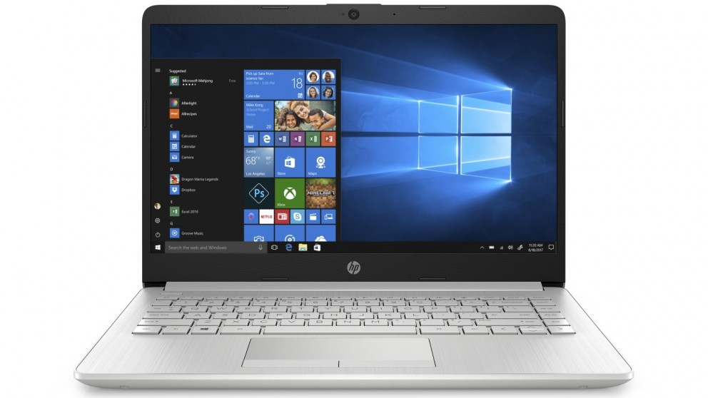 HP 14-inch Athlon 300U/8GB/256GB SSD Laptop