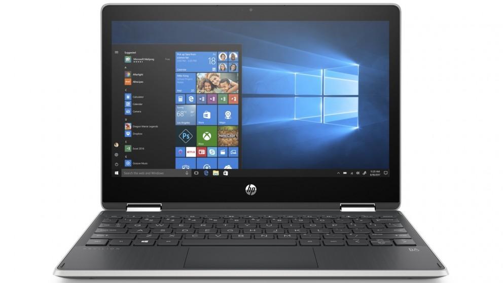 HP Pavilion 11.6-inch x360 N5000/4GB/256GB SSD Laptop