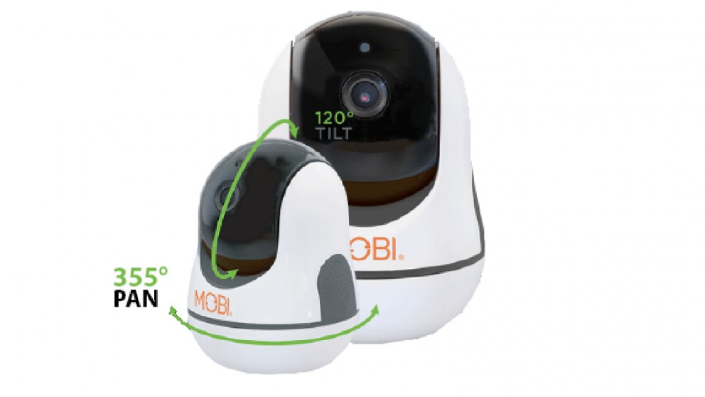 Mobicam Hdx Smart Hd Wifi Plan & Tilt Camera