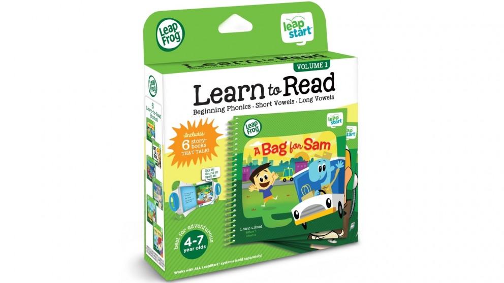 d9faeb95717ab Buy LeapFrog LeapStart Learn to Read Level 3 Volume 1 Book Set ...