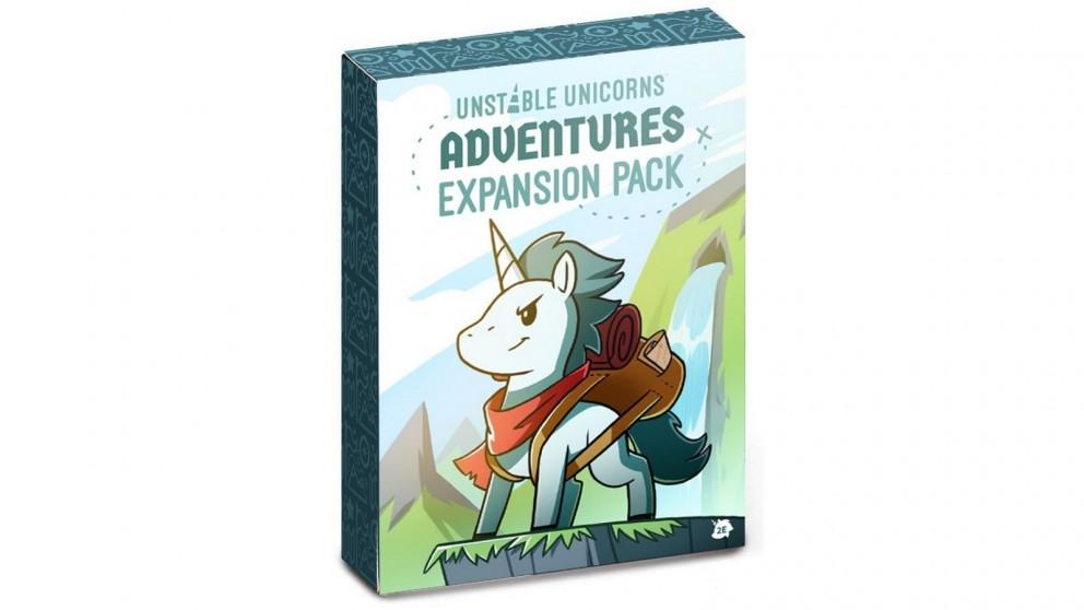 Unstable Unicorns Adventures Expansion Pack