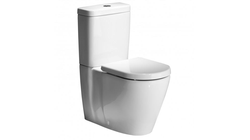 Fowler Seido Wall Faced Toilet Suite