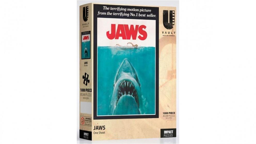 Impact Puzzle Jaws Puzzle 1,000 Pieces