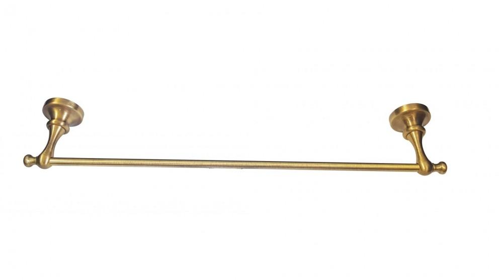 Armando Vicario Provincial 450mm Towel Rail - Bronze
