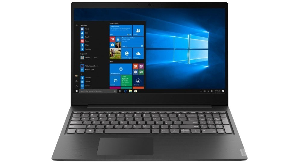 Lenovo Ideapad 15.6-inch A6/8GB/256GB SSD Laptop - Black